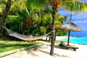 tranquil beach holidays in Mauritius island